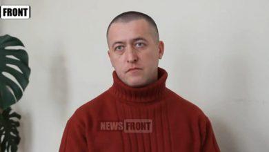 Photo of Подполковник Нацгвардии Украины перешел на сторону Луганских антифашистов