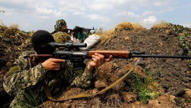 Photo of Эдуард Басурин и наблюдатели ОБСЕ попали под снайперский обстрел в Донбассе