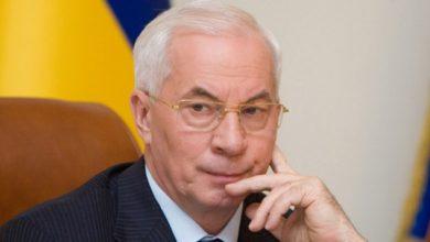 Photo of Николай Азаров: По поводу новогоднего обращения Порошенко