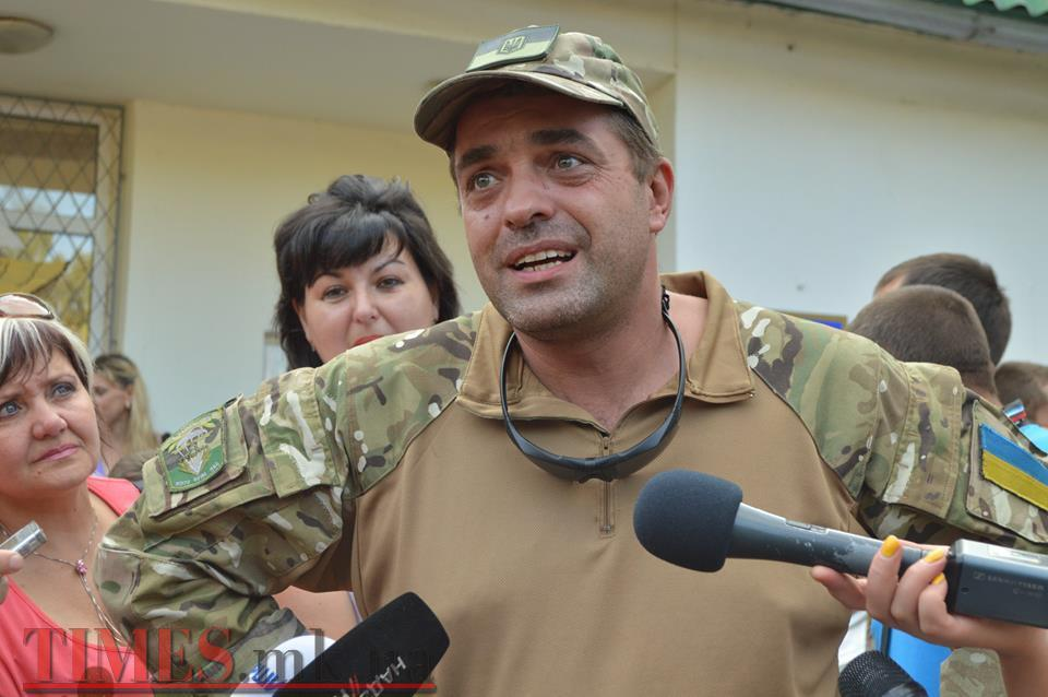 Советник президента Украины Юрий Бирюков