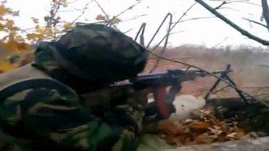 Photo of В армии киевских карателей разборки со стрельбой и жертвами
