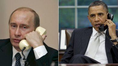 Photo of Обама позвонил Путину