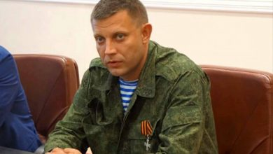 Photo of Захарченко: создать новое государство