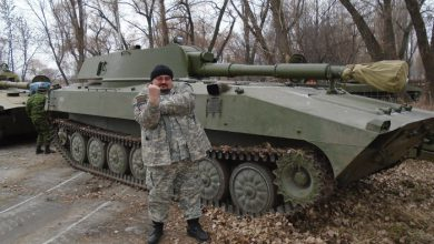 Photo of Антифашистский боец ДНР: Или они развалятся, или пойдут в наступление