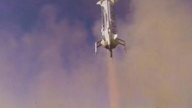 Photo of Впервые в истории успешно осуществлён повторный старт и посадка ракеты