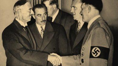 Photo of За руку с Гитлером здоровались вожди Запада. А виноват Сталин?