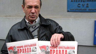 Photo of Редактора газеты год держали в тюрьме за критику киевских путчистов