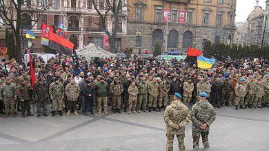 Photo of Львовские рагули анонсировали поход на Киев — казнить Порошенко и Верховную Раду