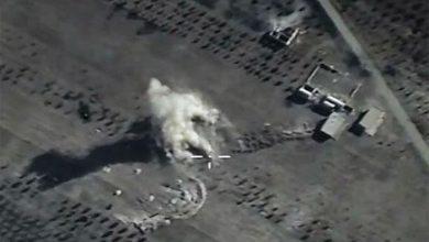 Photo of Телеканал France 2 видео ударов ВКС РФ в Сирии представил как «успехи» коалиции