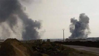 Photo of Турки нанесли артиллерийский удар по сирийскому аэродрому в интересах террористов