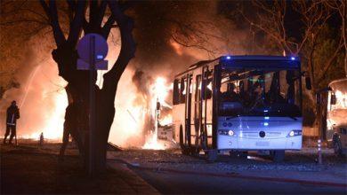 Photo of В теракте 17 февраля в Анкаре убиты 22 пилота турецких ВВС