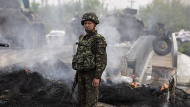 Photo of Ситуация на фронте 26-27.02: обстрелы в районе Бахмутки, Зайцево и Марьинки