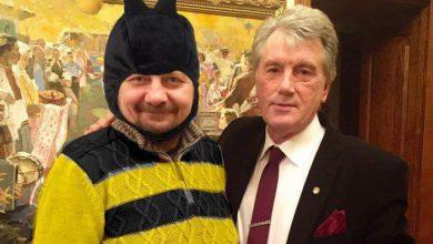 Photo of Виктор Ющенко чует запах Третьего Майдана