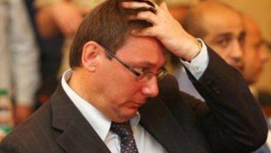 Photo of Лидер Блока Порошенко Юрий Луценко: Брюссель слезам не верит