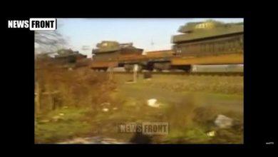 Photo of Украина гонит военную технику к Крыму
