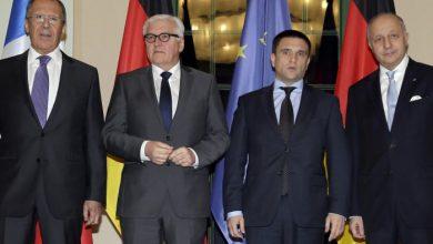 """Photo of Переговоры в Париже глав МИД """"нормандской четверки"""" закончились ничем"""