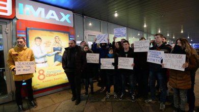 Photo of Москвичи бойкотируют фильм Владимира Зеленского