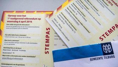 Photo of Украина проигрывает на референдуме в Нидерландах