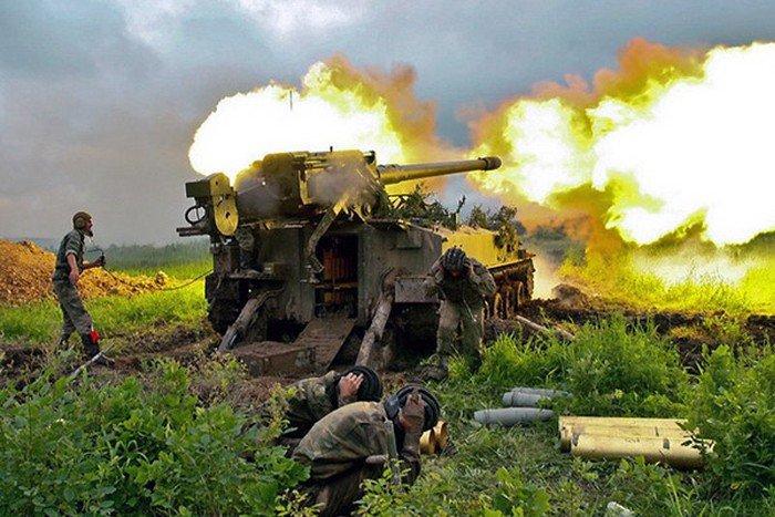 О проблемах военного строительства Вооруженных сил Новороссии