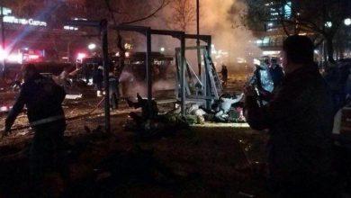 Photo of Опубликовано видео взрыва в Анкаре, число погибших перевалило 25 человек