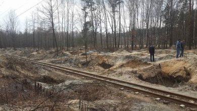 Photo of Экологическая катастрофа в Полесье из-за незаконной добычи янтаря