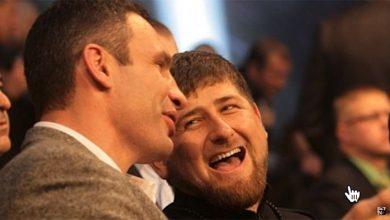 Photo of Кличко бухал с Кадыровым! 7 лет расстрела!