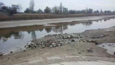 Photo of На Херсонскую область надвигается экологическая катастрофа