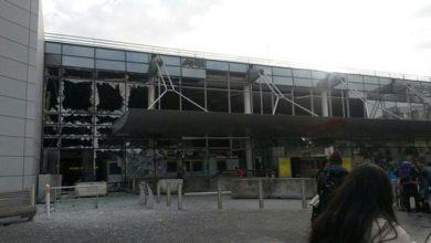 Photo of Два взрыва в аэропорту Брюсселя, 12 убитых и больше 30 раненых