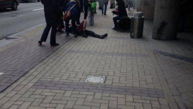 Photo of Новый взрыв в Брюсселе — теперь возле метро