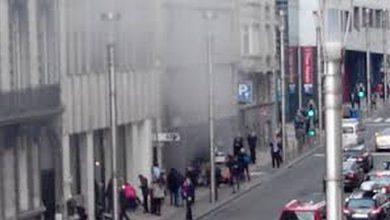 Photo of На еще одной станции метро в Брюсселе произошел взрыв