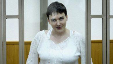 """Photo of """"Летчица"""" Савченко получила 22 года колонии, однако есть возможность ее выдачи"""