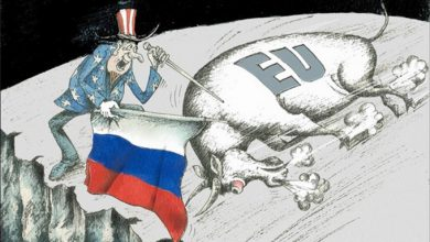 Photo of Против Европы, на руинах Европы за счёт Европы…