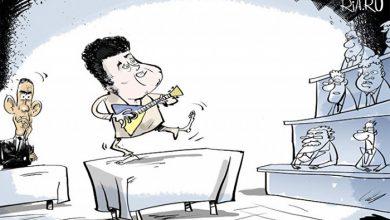 Photo of Гастроль барыги мокрушника в США: дайте то, подарите сё…