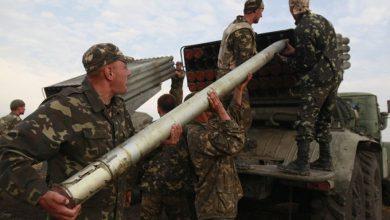 Photo of Ситуация на фронте 30-31.03: обстрелы Горловки из РСЗО