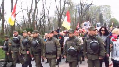 Photo of Одесситы потребовали изгнать из города «бандеровских бесов»