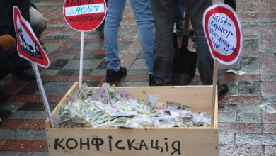 Photo of Украина: путчисты вас будут грабить по любому подозрению в нелояльности