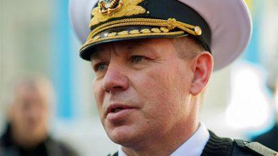 Photo of Командующий ВМФ Украины не смог посадить на цепь своих подчинённых