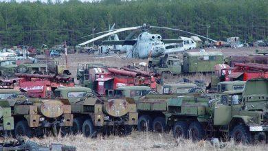 Photo of Из Чернобыльской зоны исчезает радиоактивная техника