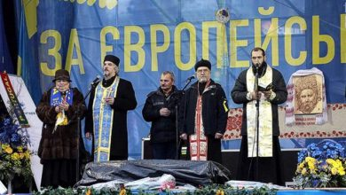 Photo of «Духовные скрепы» Порошенко