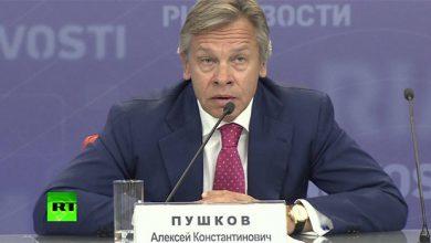 Photo of Алексей Пушков: На Украине не всем по нраву правда об одесской резне