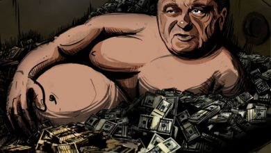 Photo of Порошенко дал понять США и ЕС, что делиться не намерен