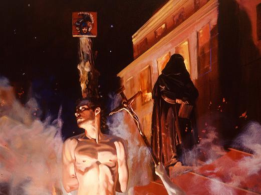 о какой образованности можно вести речь, если в 1600 г. в Риме сожгли Джордано Бруно
