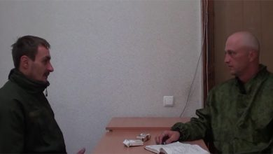 Photo of Рассказ пленного «хероя АТО»