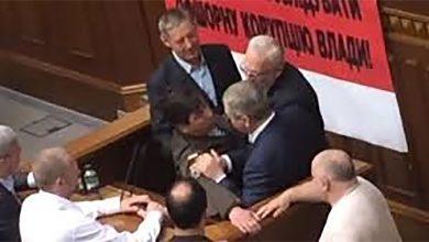 Photo of Заседание нелегитимной Верховной Рады закрыли из-за русского языка