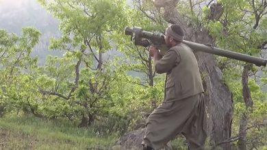 Photo of Курдские бойцы снесли вертолёт турецких угнетателей
