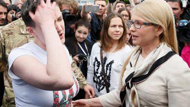 Photo of Надежда Савченко: кокс, сушняк и третья мировая