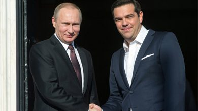 Photo of Заявления Путина в Афинах