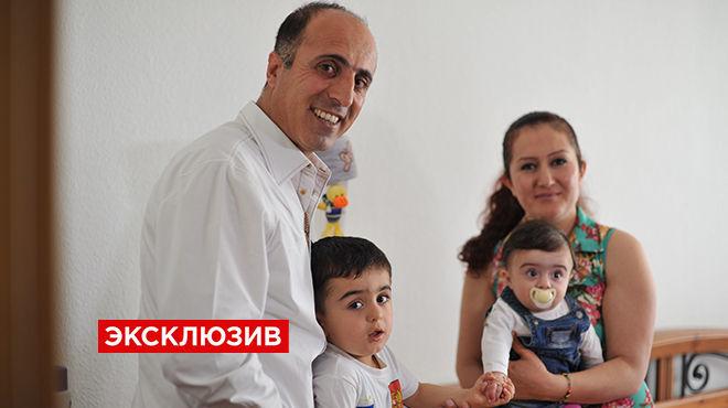 Сириец дал своей дочери имя - Россия
