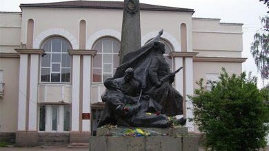 Photo of Коростень восстал против фашистской декоммунизации