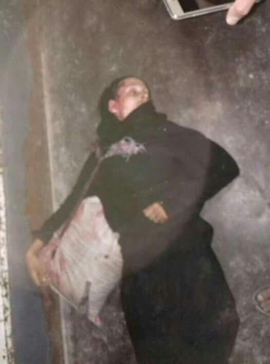 Турки убили сирийскую семью, пытавшихся спастись от войны
